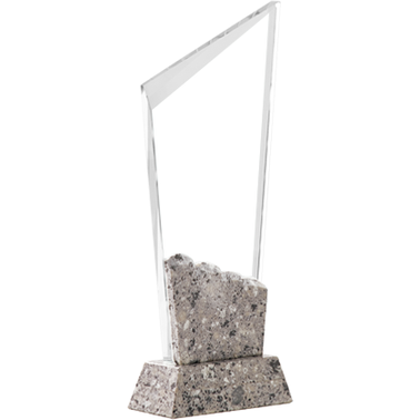 """9"""" STONECUTTER CRYSTAL"""