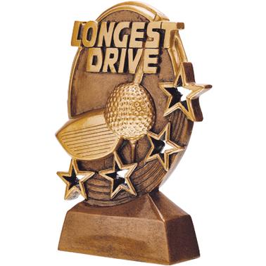 "5.375""KUDOS GOLF LONGEST DRIVE"