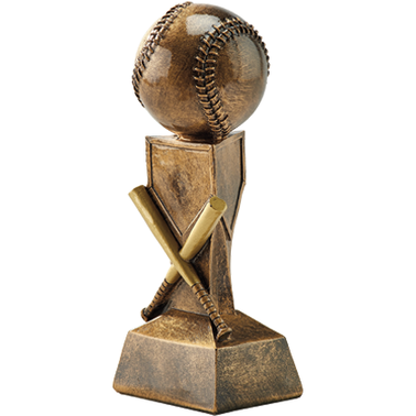 "5.5""ELITE BASEBALL SCULPTURE"