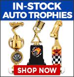 In-Stock Auto Trophies