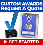 Custom Awards Request a Quote