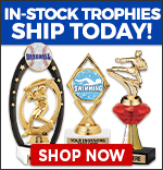 In-stock Trophies Ship Today