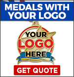 Medals with your Logo