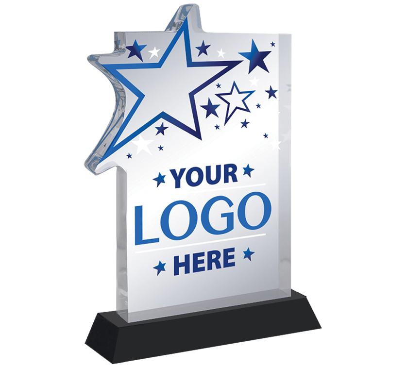Custom Logo Acrylic