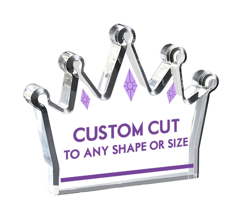 Custom Cut Acrylic
