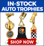 In-Stock Auto Trophies