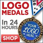 Custom Logo Medals