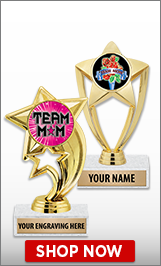 Team Mom Trophies
