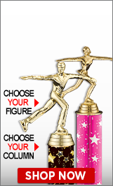 Skating Column Trophies