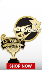 Achievement Pins