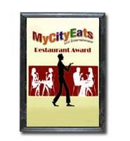 Logo Plaque Awards