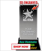 All Star Trophies