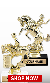 Rodeo Trophies