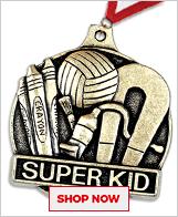 Super Kid Medals