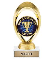 Solstice Insert Trophy