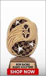 Racing Sculpture