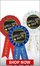 Spelling Ribbons