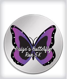 Custom Printed Charity Pins