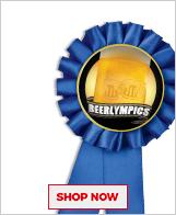 Beerlympics Ribbons