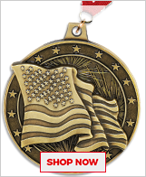 Columbus Day Medals
