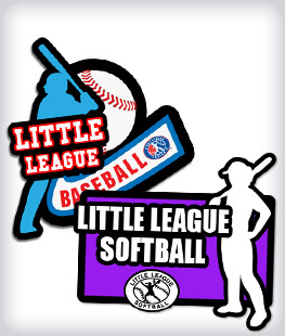 Custom Rubber Little League Pins