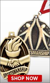 Sportsmanship Medals