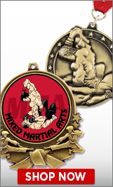 Mixed Martial Arts Medals