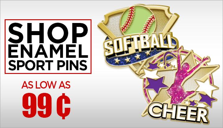 Lapel Pins | Stock Lapel Pins