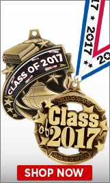 Class Of 2017 Medals