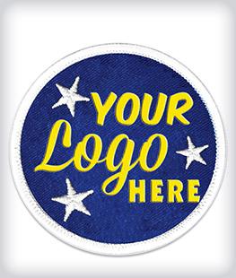Custom Logo Patches