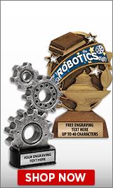 Robotics Sculptures