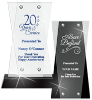 Alpine Floating Acrylic Awards