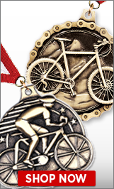 Bicycling Medals