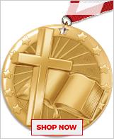 Christian School Medals