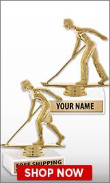 Shuffleboard Trophies