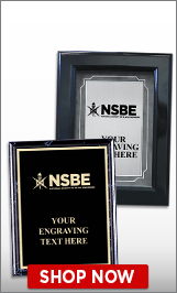 NSBE Plaques