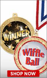 Wiffle Ball Medals