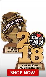 Class Of 2018 Sculptures