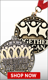 Together We Can Medals