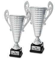 Silver Colony Cup Trophies