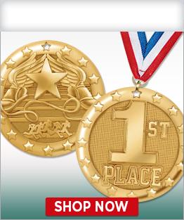 Blaze Medals