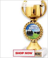 Lawn Bowling Trophies