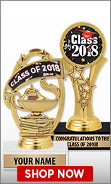 Class Of 2018 Trophies