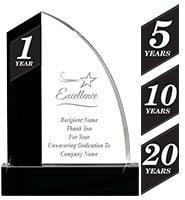 Service Acrylic Award
