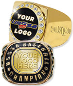 Custom USSSA Rings