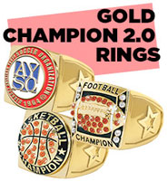 Gold Champion 2.0 Rings
