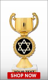Bar Mitzvah Trophies