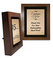 Shadow Box Frame Plaque