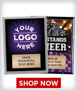 Custom Logo Plaques