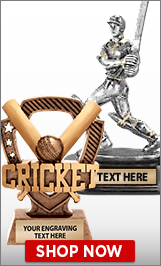 Cricket Sculptures